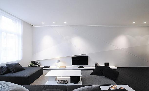 Decoraciones especiales para los apartamentos de solteros for Diseno de apartamento de soltero