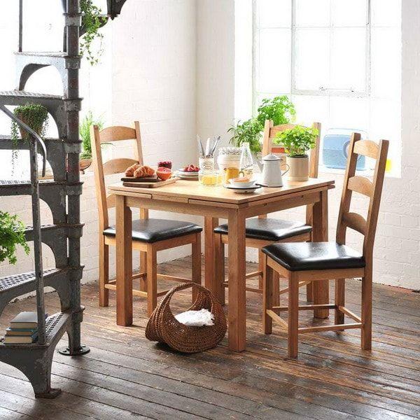 Ideas y alternativas para decorar el comedor