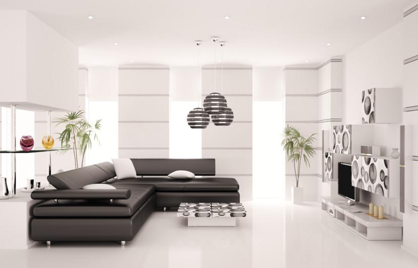 otra de las caractersticas fundamentales de una decoracin moderna es la vinculacin con el estilo minimalista el cual establece la necesidad de utilizar - Decoracion Moderna