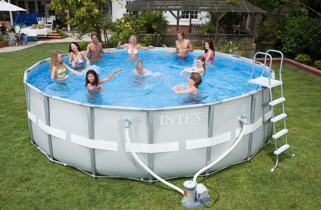 piscina desmotable